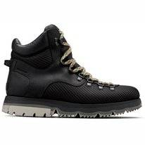 Sorel Men Atlis Axe Waterproof Black Coal